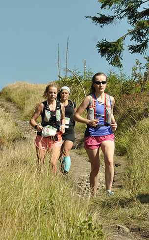 Baran Trail Race Bieg